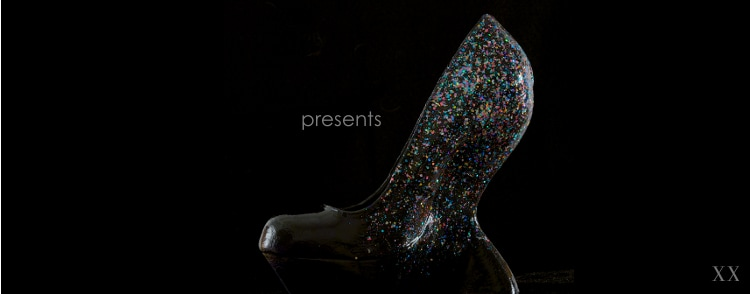 Shoe featuring Cirque XX