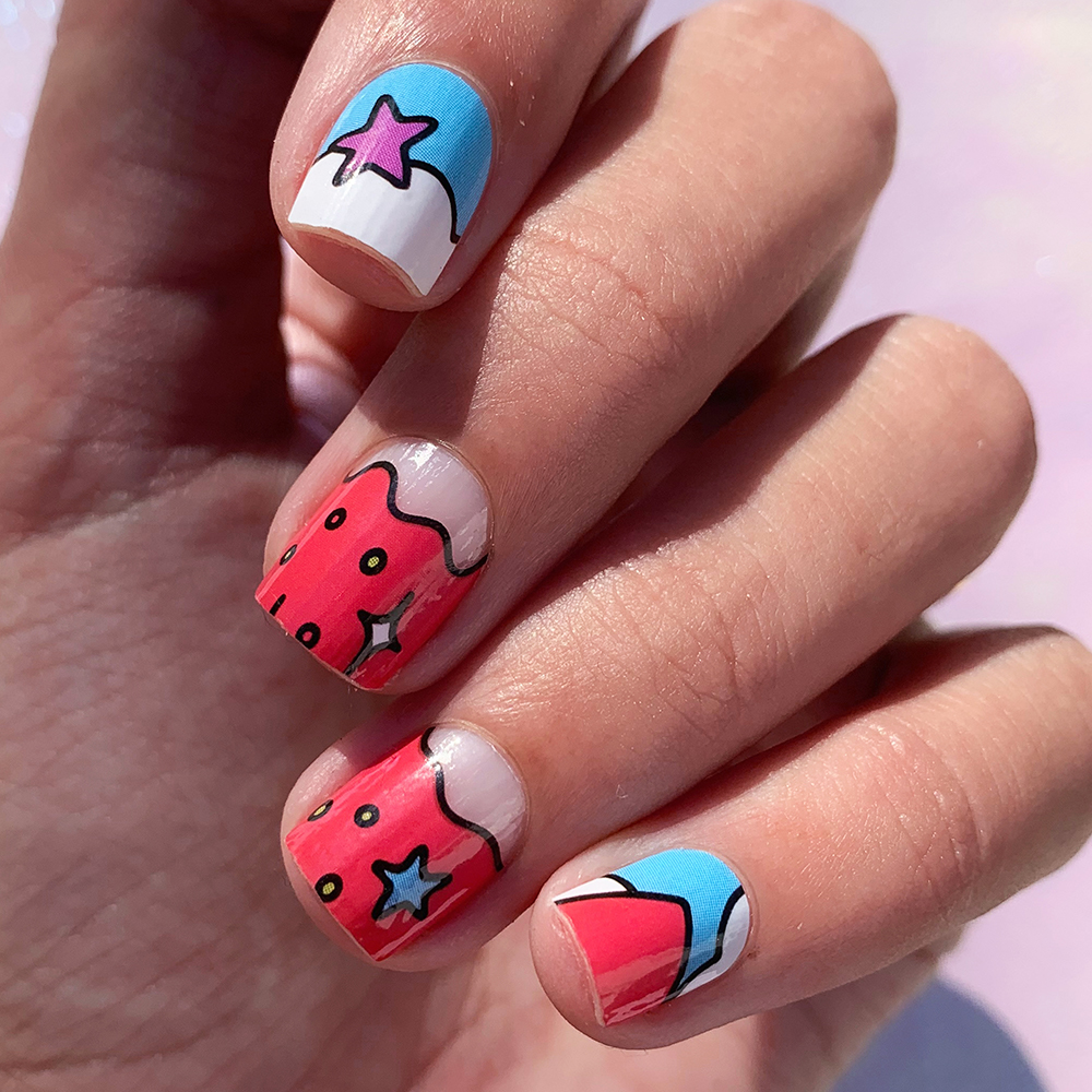 Candy Coat Nail Wraps