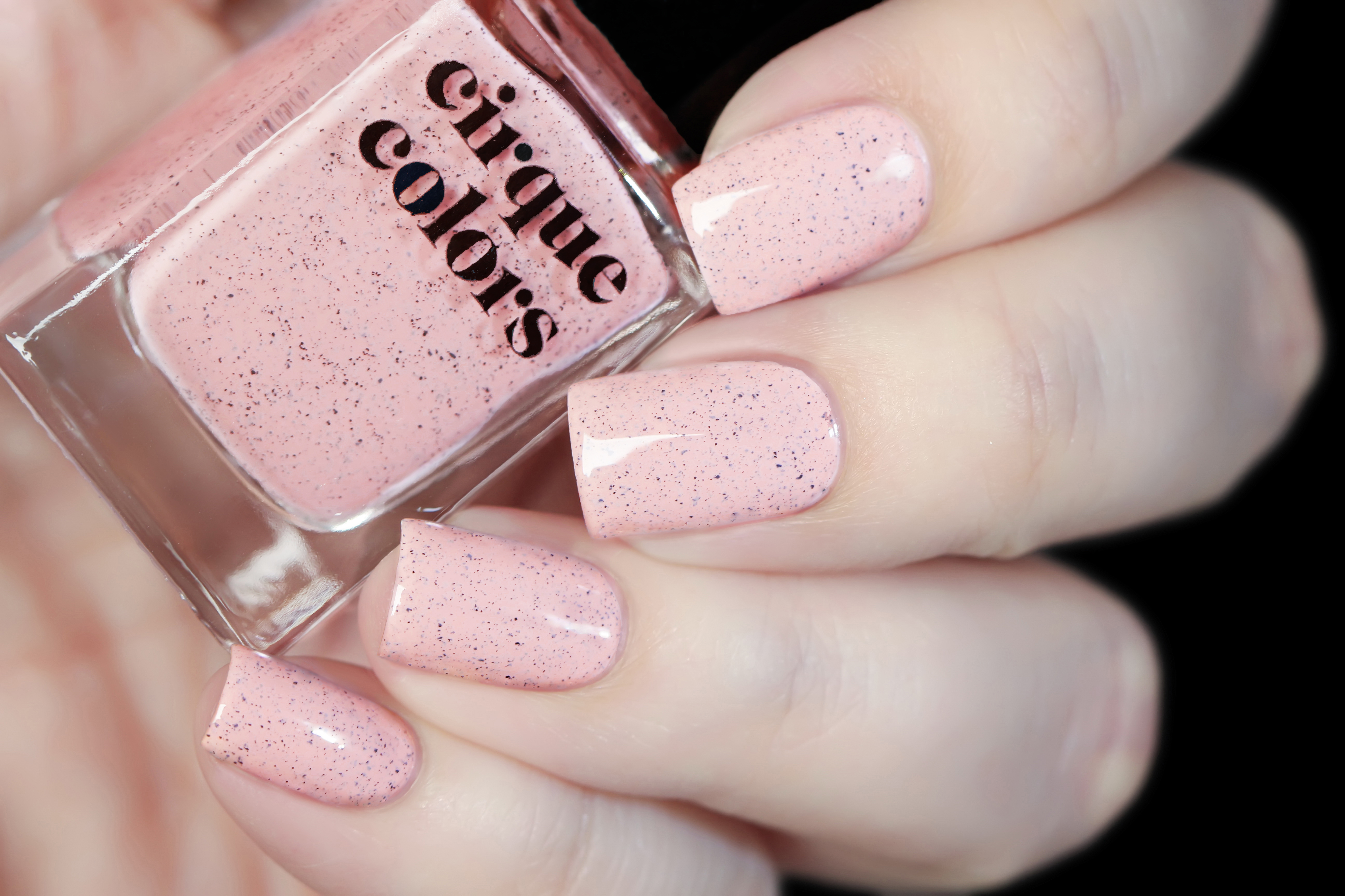 Best nude pink nail polish colors