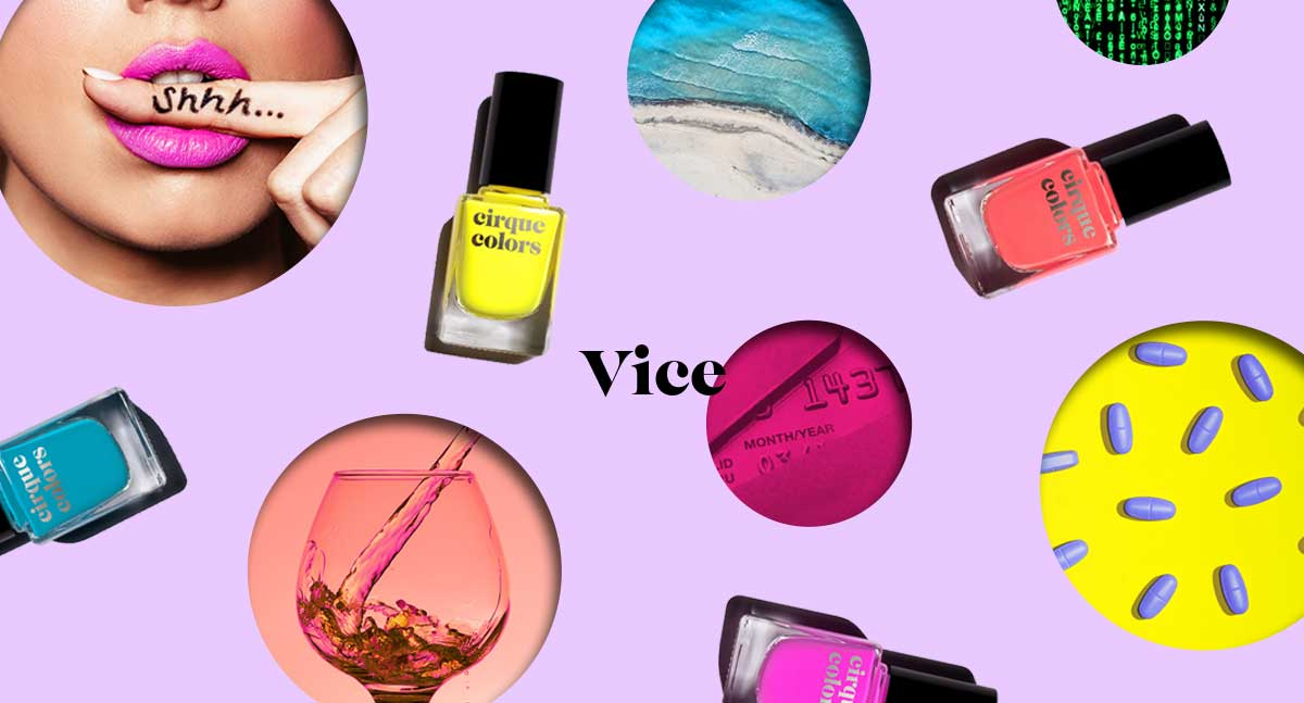 vice 2018 collection banner